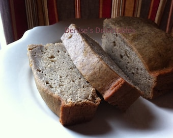 Spiced Candied Yam Nut Bread