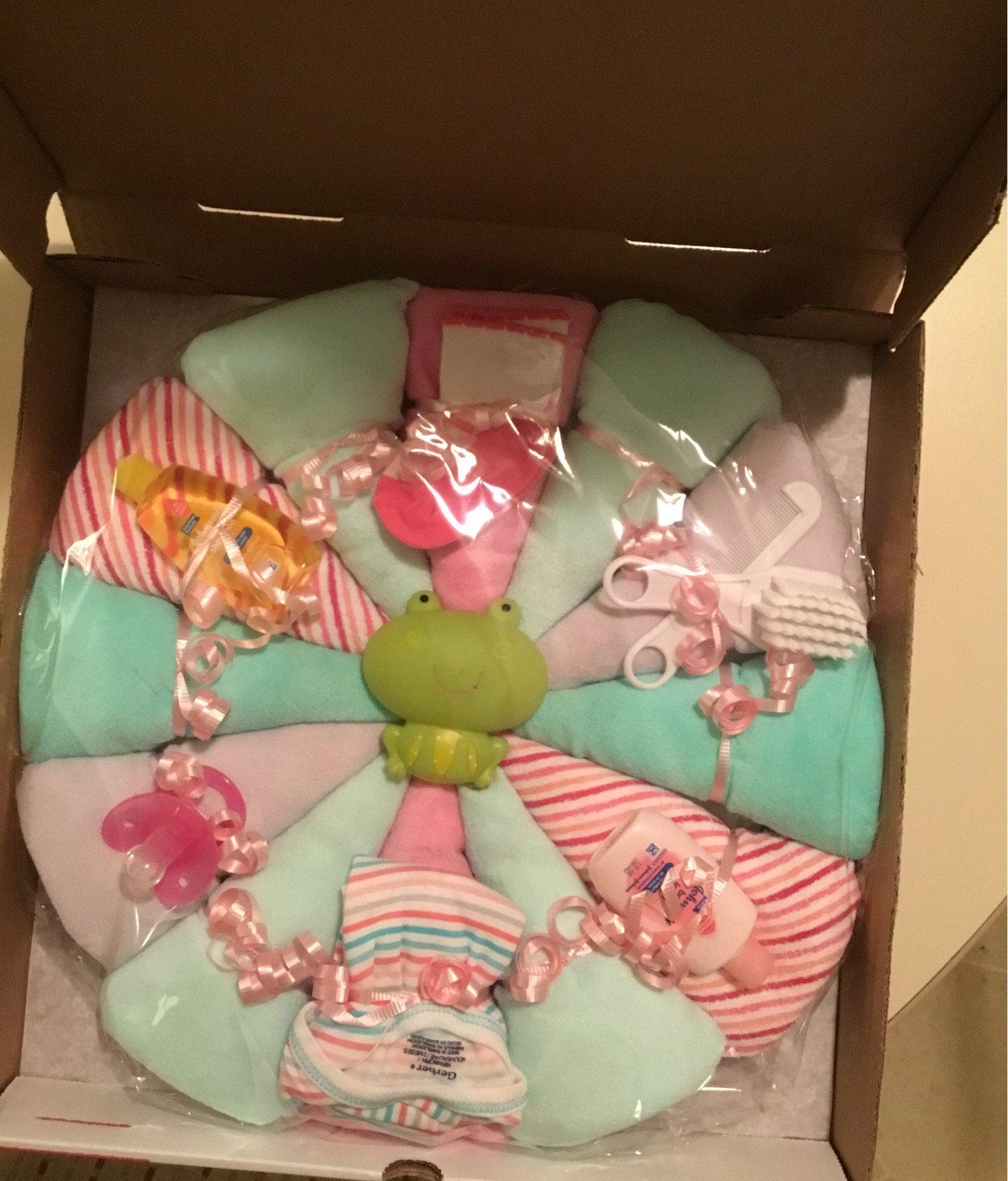 Diaper Pizza Baby Girl | Etsy