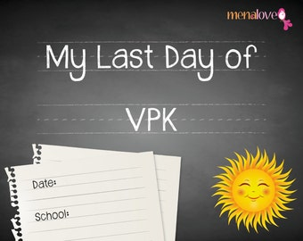 Last School Day - VPK