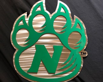 Northwest Missouri State University Bearclaw Art 18""
