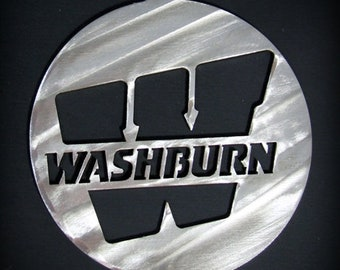 Washburn University Ornament WU 4""