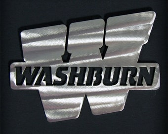 Washburn University Refridgerator or Car Magnet 4""