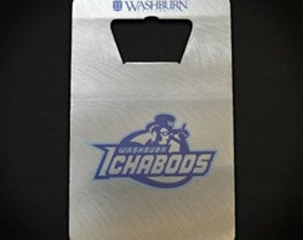 Washburn University Bottle Opener