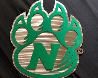 "Northwest Missouri State University Bearclaw Art 18"""