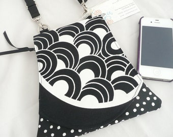 Cell Pouch By Marilyn, iPhone, pouch, purse, handbag, wallet