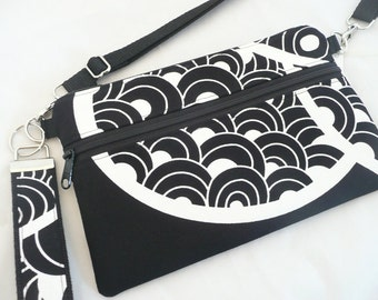 Bitsy Bag, clutch, wristlet, pouch, cell phone, electronic, purse, handbag