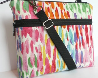 Kay Bag, By Marilyn, clutch, purse, handbag, messenger, removable strap, cell phone, electronic, Marilyn, travel
