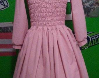 f1a0d6e643113 Custom made to order Eleven Dress from Stranger Things