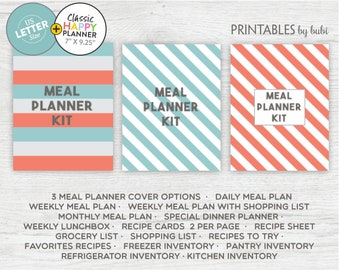 meal planning etsy
