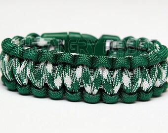 Kelly green bracelet | Etsy
