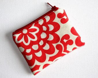 Little Coin Purse in Quality Amy Butler Fabric