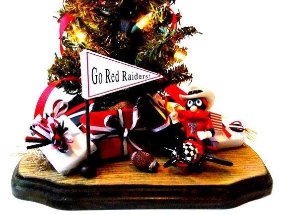 image 0 - Texas Tech Christmas Decorations