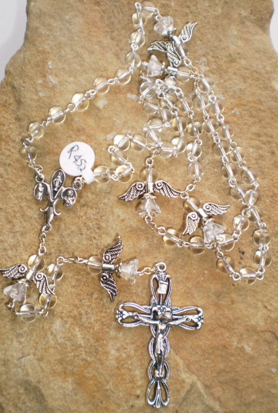Gold Filled Rosary catholic catholic rosary rosary chain prayer beads Confirmation First Communion beads crucifix prayer rosary beads