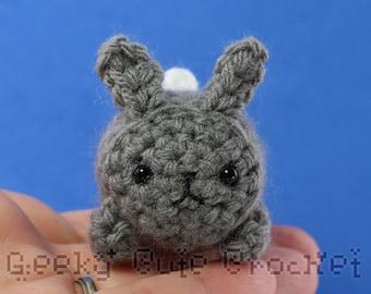 Bunny Rabbit Yama Amigurumi Plush Toy Crochet Stuffed Animal Usagi