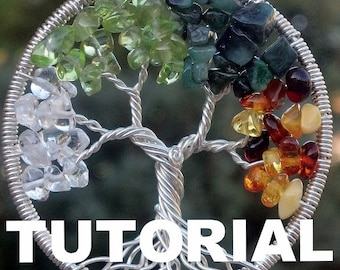 Tutorial - Ethora's Tree of Life Pendant