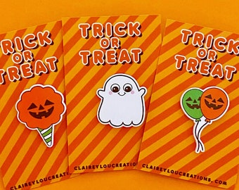 Halloween Pin - Ghost Brooch - Halloween Accessories - Halloween Pins -  Halloween Balloons - Halloween Goody Bag
