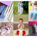 Choose 5 Baby Leg Warmer Sale Free Gift & Free Shipping