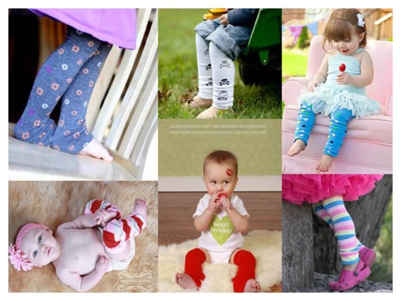 Choose 5 Baby Leg Warmer Sale Free Gift & Free Shipping image 0