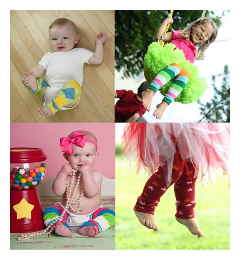Black Friday Buy 3 Get 1 Free Baby Leg Warmers Sale  FREE image 0