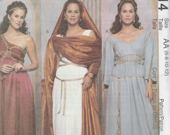 A38-Sewing Pattern Lot McCall's Simplicity Costume Patterns Halloween