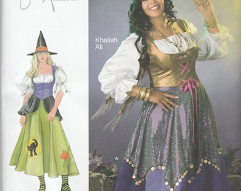 A27-Sewing Pattern Lot Simplicity McCall's Costume Pattern