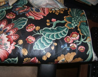 Forest Butterfly Vintage Waverly Scotchgard Fabric By Yard  Vat Dyes Upholstery
