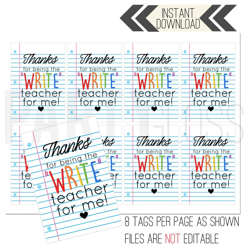 graphic about Teacher Appreciation Printable Tags identify Trainer Appreciation Printable Tag Produce Instructor Create Tag Marker Instructor Present Instructor Thank On your own Instructor Appreciation 7 days or Working day