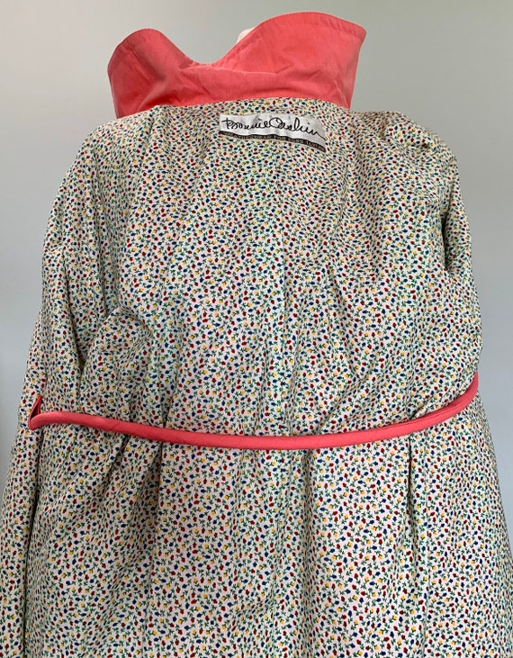1970s Pink Trench Coat - Pink Trench Coat by Bonn… - image 9