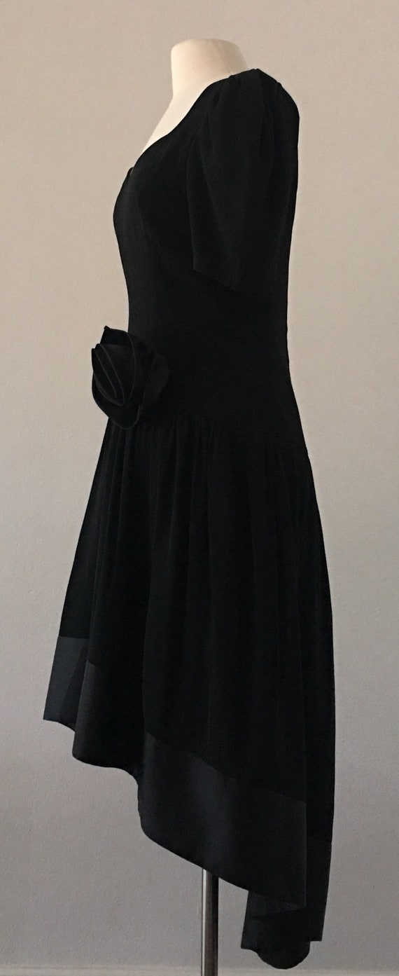 8d63f667a7c Little Black Dress by Morton Myles for the Warrens Saks Fifth
