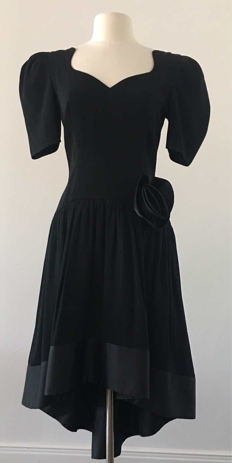 4e80a7eb091 Little Black Dress by Morton Myles for the Warrens Saks Fifth