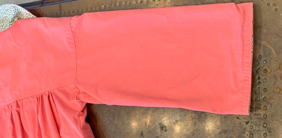 1970s Pink Trench Coat - Pink Trench Coat by Bonn… - image 10