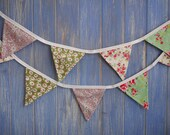 SALE Small Classic Bunting