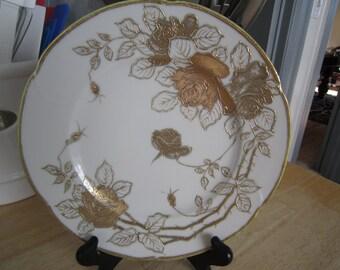 Nippon SNB Nagoya Gold Rose Guild Plate