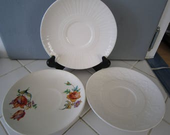 Promotional Quaker Oats Dishes by HLC Doric/Peachtree/Capitol Ivory