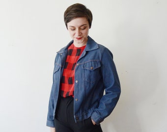 1970s Denim Jacket - S/M