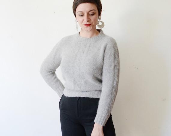 1990s Jacobsons Angora Sweater - S