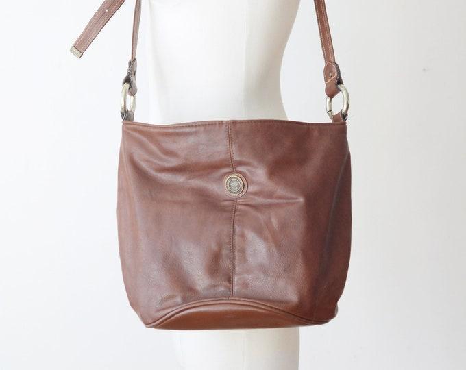 1970s Capezio Leather Bag