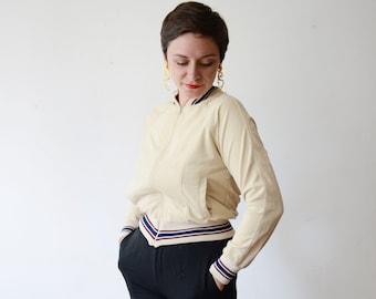 1970s Tan Jacket - S/M