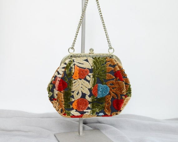 1960s Tapestry Purse