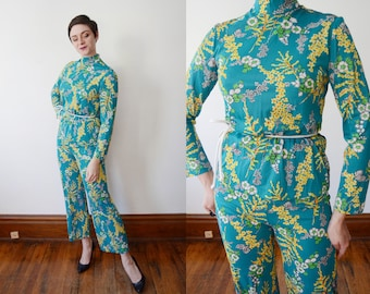 1970s Nylon Pajamas - S