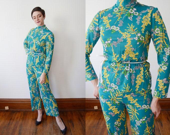 1970s Nylon Pajamas - S