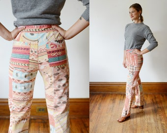 90s Chicos Southwestern Jeans - XS