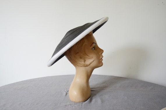1980s Navy Hat
