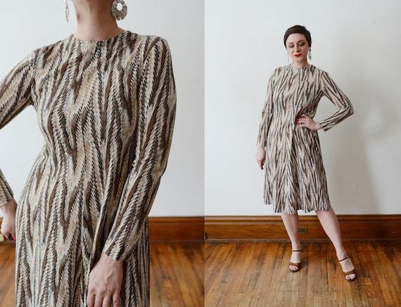 70s Diane Von Furstenberg Jersey Dress - S/M