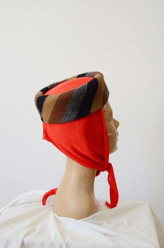 1960s does 1940s Pillbox Hat