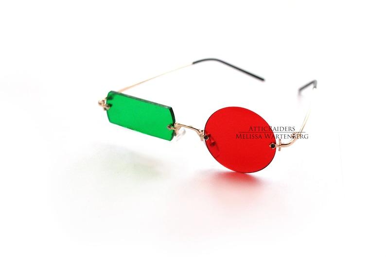 3aec99ae6f Transmetropolitan Glasses Eyewear Sunglasses Cosplay