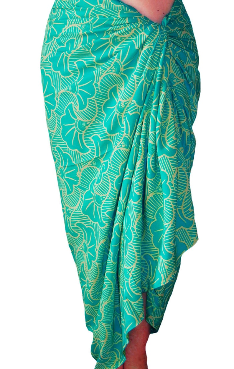 0219d3702a PLUS SIZE Sarong Women's Clothing Beach Sarong Wrap | Etsy
