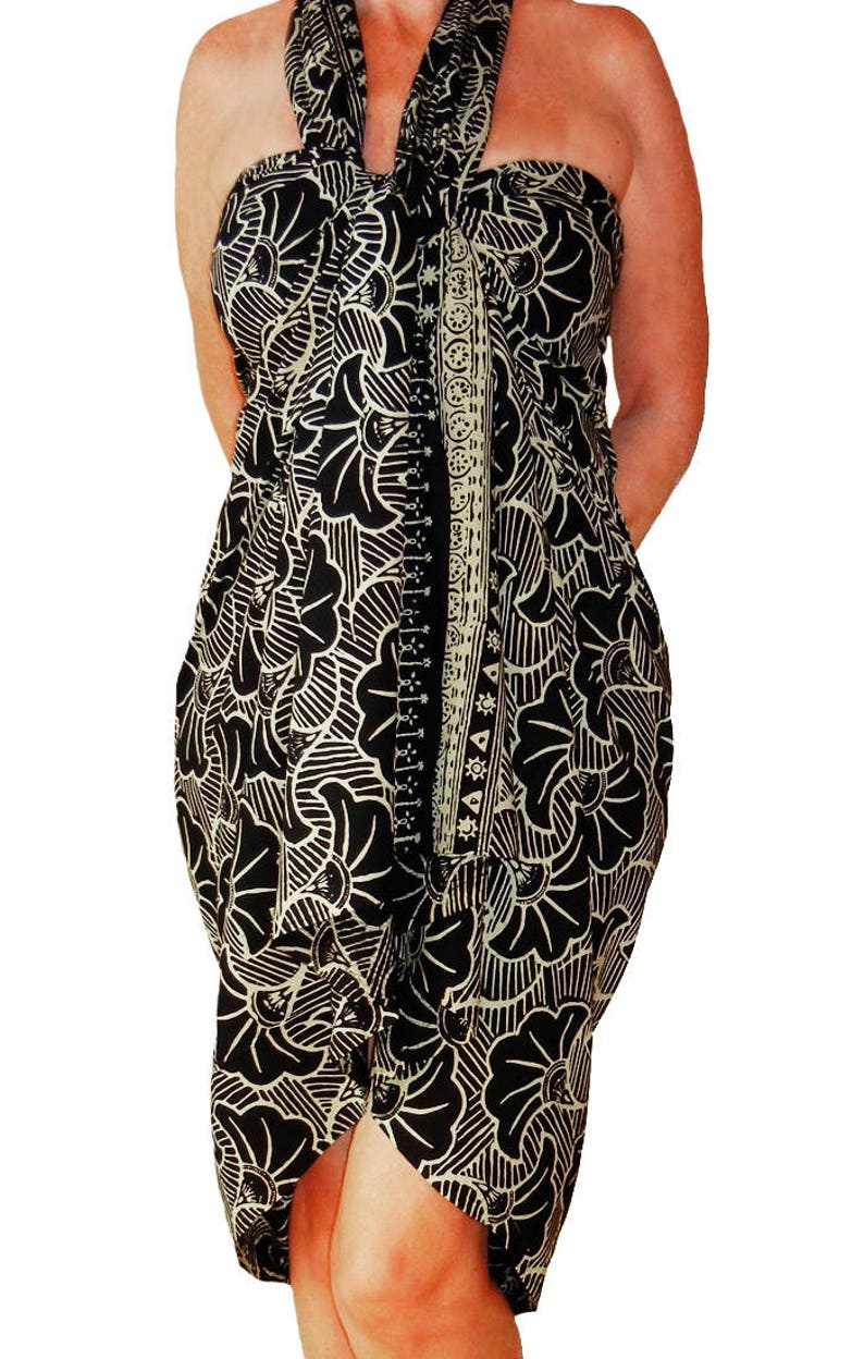 622ca0c490dcc PLUS SIZE Sarong Dress or Skirt Women s Beach Clothing