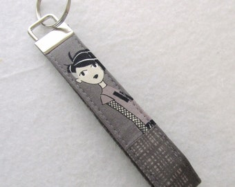 Key Fob Keychain >> Key Fob Keychain Etsy