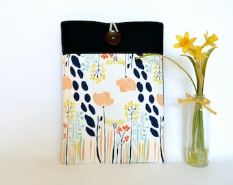"""MacBook 15.4"""" Case Cover, 14"""" or 15.6"""" Laptop Case, 15"""" Computer Sleeve, 14"""" Laptop Case with Pocket - Floral"""